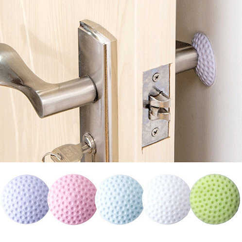 Soft Rubber Pad, Self Adhesive Door Stopper