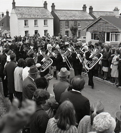 St Breward Circa 1971