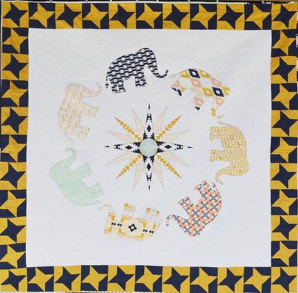 my elephant quilt