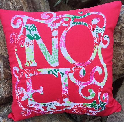 my noel cushion