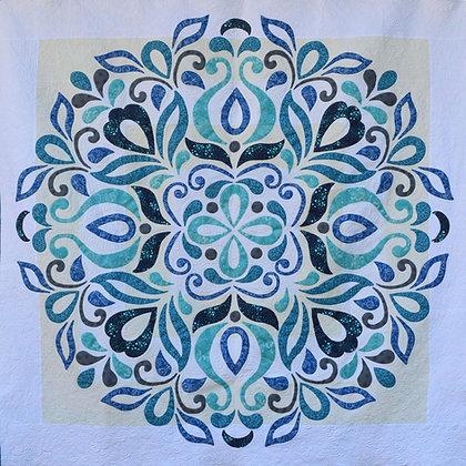 my mandala quilt