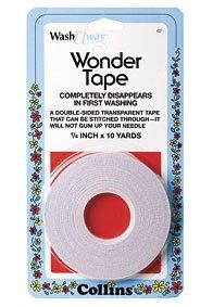 wash away tape