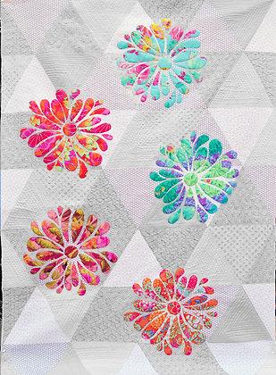 my flower bloom quilt