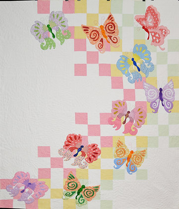 my butterfly quilt