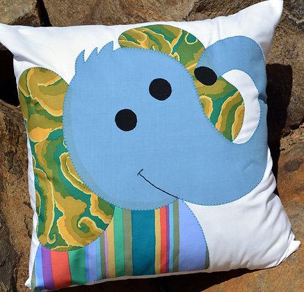 my wild elephant cushion