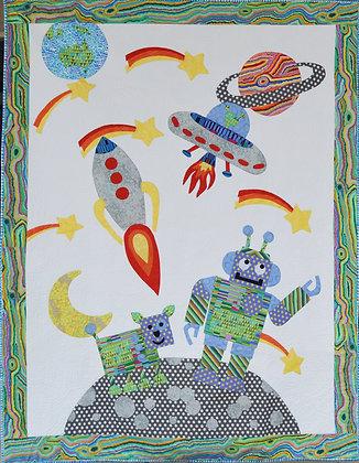 my robot quilt