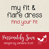 find your fit garment start and end titl