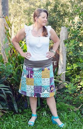my a-line skirt - PDF pattern