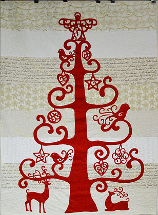 my christmas tree hanging