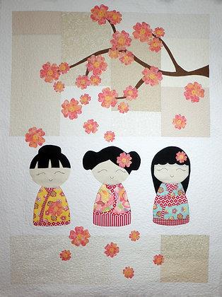 my kimono girls quilt