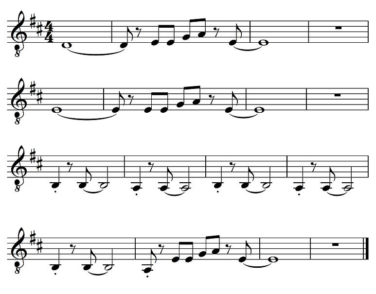 WMM brass - no letters or fingerings - T