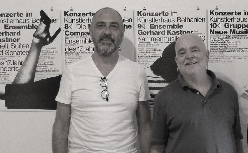 Victor Malsy und Thomas Hilliges