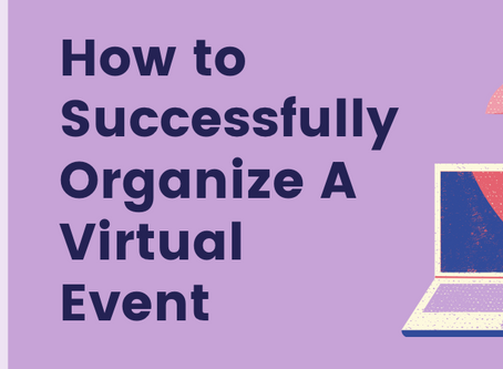 How to Successfully Organise A Virtual Event