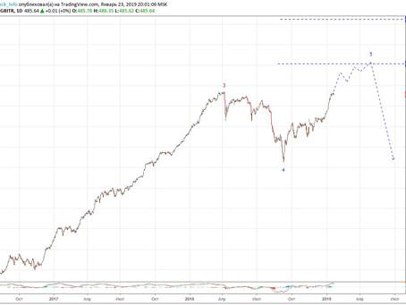 Прогноз по индексу облигаций RGBITR (23.01.19)