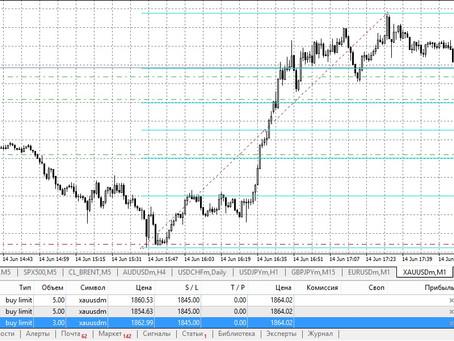 Сделка по золоту (14.06.21)