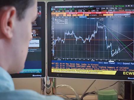Осваиваем новую профессию - биржевой спекулянт.