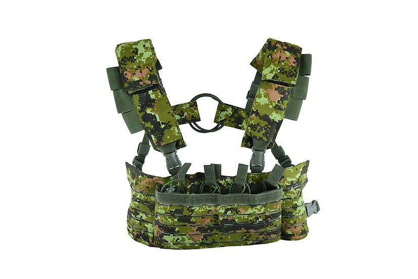 SHADOW TACTICAL CHEST RIG LASER CUT