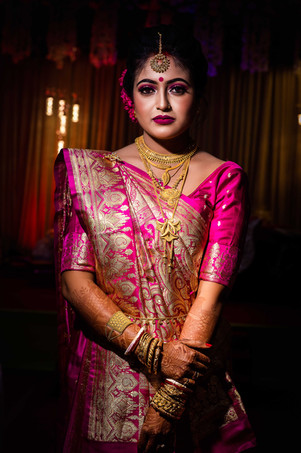 Indian Bride Photography