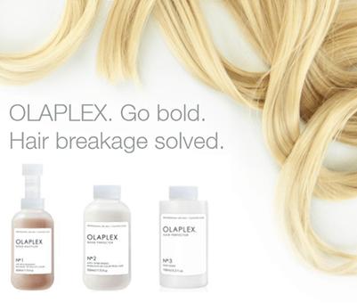 Olaplex - Hair Breakage Solved!