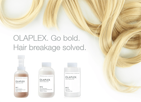 Olaplex - Hair Breakage Solved!
