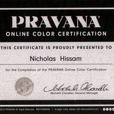 Pravana Color Certified!