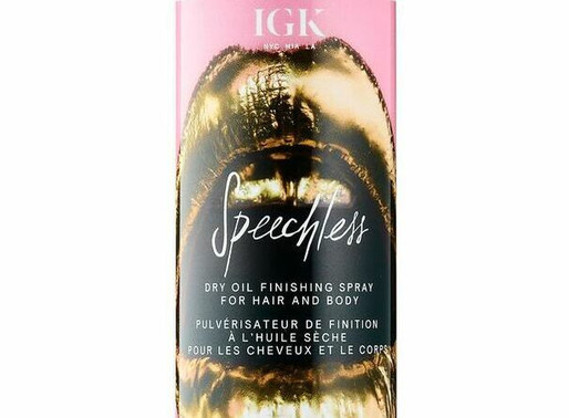 January Product Highlight: IGK's Speechless
