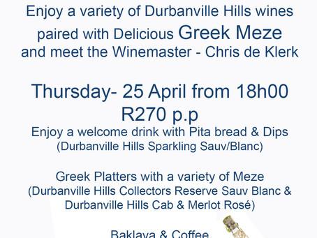 Durbanville Hills Wine Divine