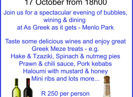 Durbanville Hills goes Greek