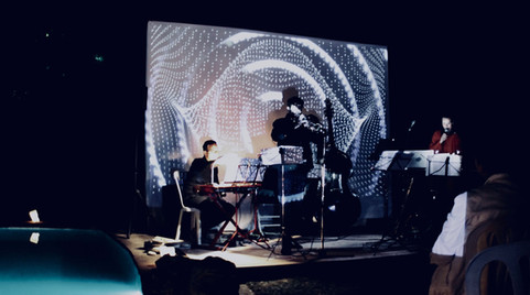Jazz concert from Spacetracker