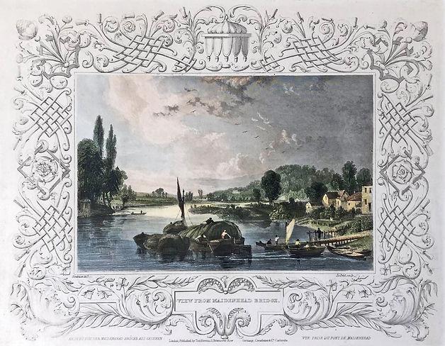 Maidenhead Bridge - antique pair.jpg