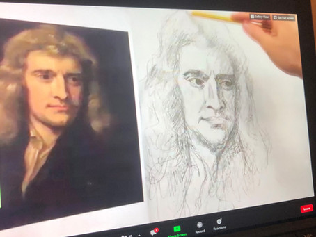 Newton Europe, Art Workshop