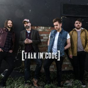 "Talk in Code: new single ""Talk like That"""
