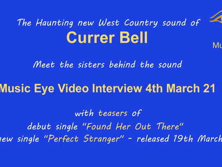 Currer Bell Interview 4th March 21