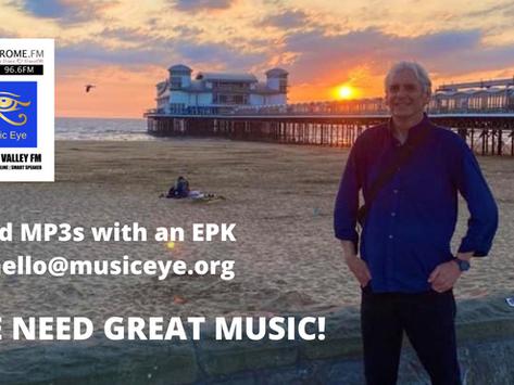 Music Eye Radio Podcasts
