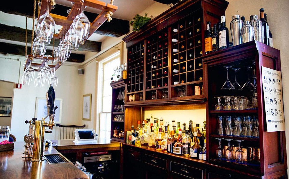 Bar in the Thistle Lounge