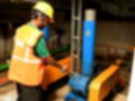 STP Plant Maintenance service - Uniservice Facility Management Services