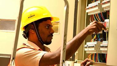 Electrical Maintenance Services - Uniservice Facility Management Services