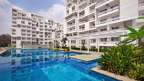 Rohan Jharoka Apartment Facility  is managed by Uniservice Facility Management Services company