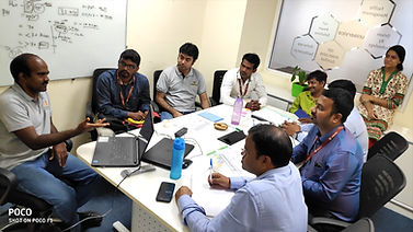 Facility Manager Training at Uniservice Facility Management Services company
