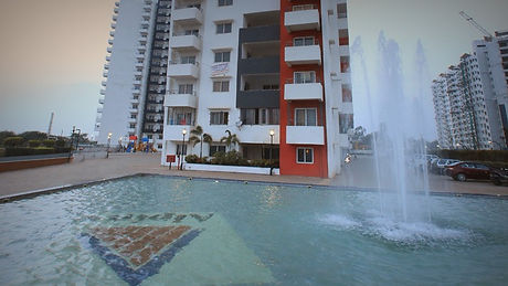 Alpine VIVA Apartment  is managed by Uniservice Facility Management Services company