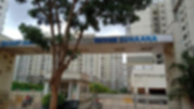 Shriram Suhaana Apartment Facility is managed by Uniservice Facility Management Services company