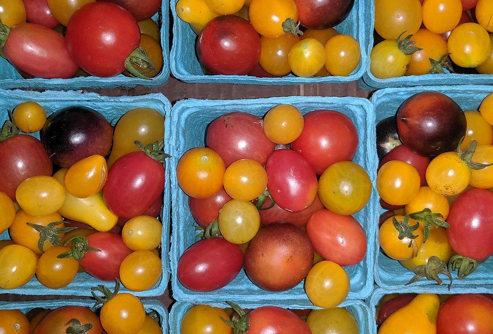 Tomatoes, Mixed cherry tomatoes
