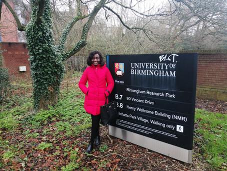 Interview with Priscilla Baafi: 2019 Mo Ibrahim Scholar