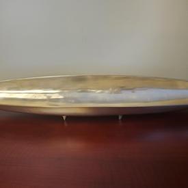 Brass Table Piece