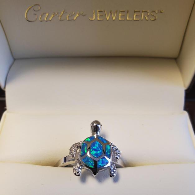 SS Turtle Ring