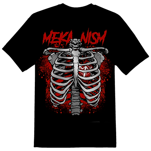 "Meka Nism ""Within Your Heart"" Tee"