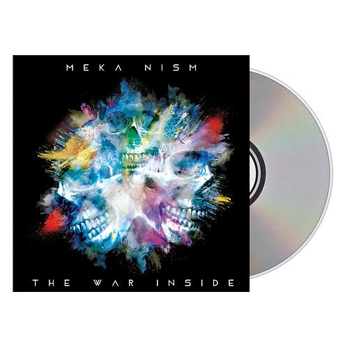 "Meka Nism ""The War Inside"" EP Physical CD"