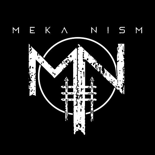 """Meka Nism""""Logo"""" Patch"""