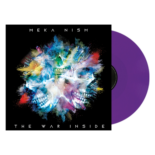 "Meka Nism ""The War Inside"" EP Vinyl"
