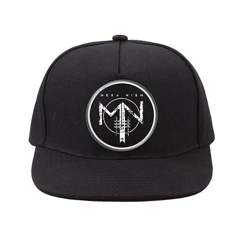 "Meka Nism ""Logo"" Snapback Hat"